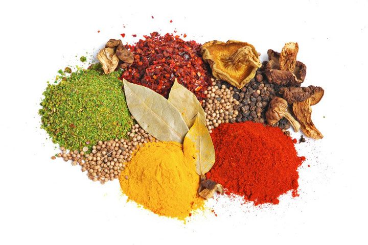 anti aging spices