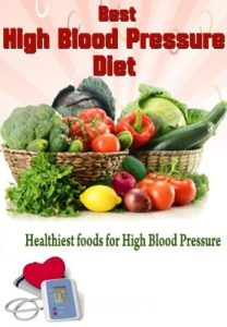 best foods for high blood pressure