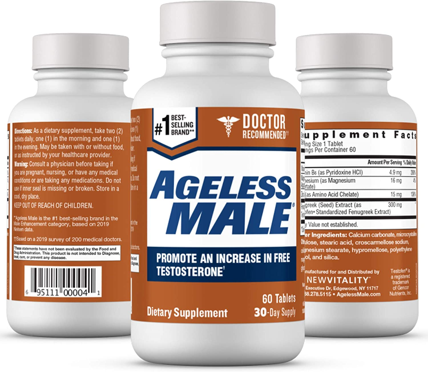 Best Testosterone Booster For Body Building Supplements